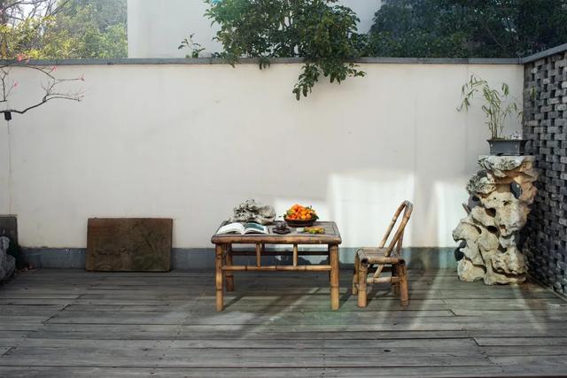 文人雅事 | 中国人的院子,有一种不动声色的惊艳!