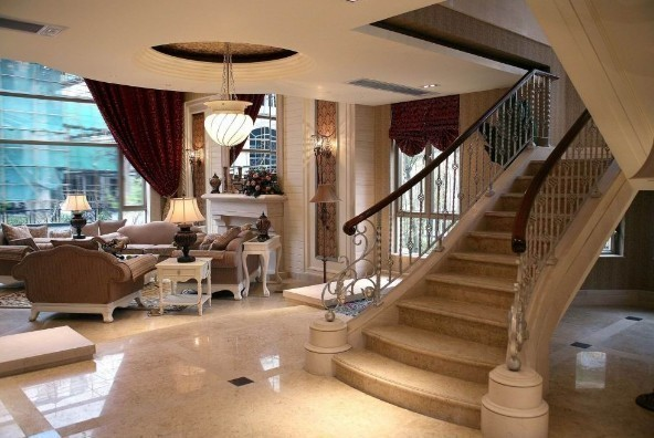 住宅楼梯风水,快看你家的楼梯设置对了吗?