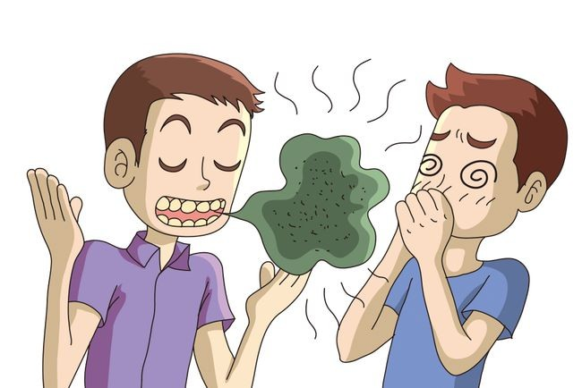口气口臭让你不敢开口?这几个祛除口臭的方法或许可以帮到您!