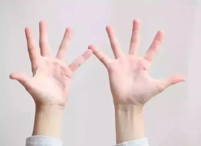 图解手相;什么样的手最有福气!